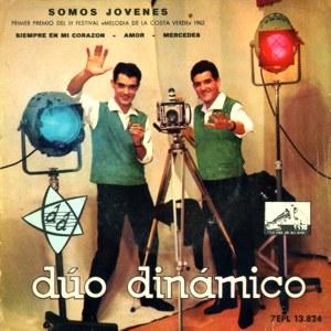 Dúo Dinámico - La Voz De Su Amo (EMI)7EPL 13.824