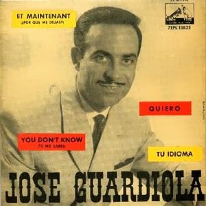 Guardiola, José - La Voz De Su Amo (EMI)7EPL 13.825