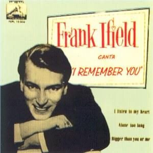 Ifield, Frank - La Voz De Su Amo (EMI)7EPL 13.834