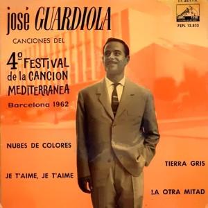 Guardiola, José - La Voz De Su Amo (EMI)7EPL 13.835
