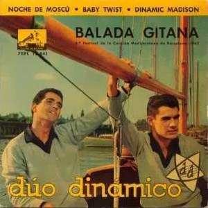 Dúo Dinámico - La Voz De Su Amo (EMI)7EPL 13.841