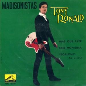 Ronald, Tony - La Voz De Su Amo (EMI)7EPL 13.846
