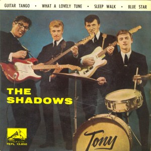 Shadows, The - La Voz De Su Amo (EMI) 7EPL 13.850