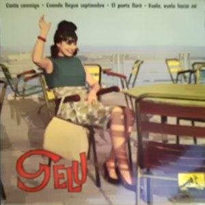 Gelu - La Voz De Su Amo (EMI)7EPL 13.856
