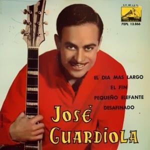 Guardiola, José - La Voz De Su Amo (EMI)7EPL 13.866