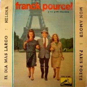 Pourcel, Franck - La Voz De Su Amo (EMI)7EPL 13.868