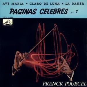 Pourcel, Franck - La Voz De Su Amo (EMI)7EPL 13.890