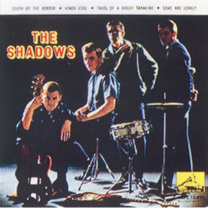 Shadows, The - La Voz De Su Amo (EMI) 7EPL 13.899