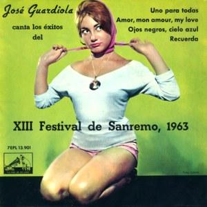 Guardiola, José - La Voz De Su Amo (EMI)7EPL 13.901