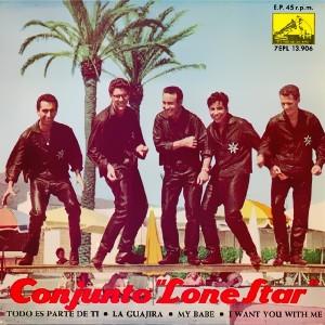 Lone Star - La Voz De Su Amo (EMI)7EPL 13.906