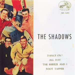 Shadows, The - La Voz De Su Amo (EMI) 7EPL 13.911