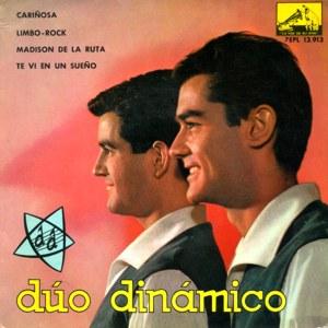 Dúo Dinámico - La Voz De Su Amo (EMI)7EPL 13.913