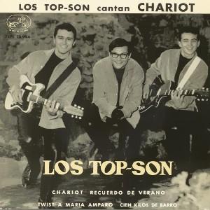 Top-Son, Los - La Voz De Su Amo (EMI)7EPL 13.924