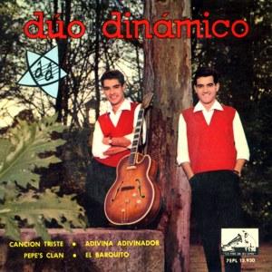 Dúo Dinámico - La Voz De Su Amo (EMI)7EPL 13.930