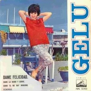 Gelu - La Voz De Su Amo (EMI)7EPL 13.952