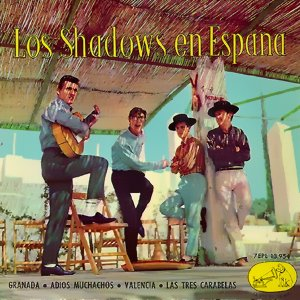 Shadows, The - La Voz De Su Amo (EMI) 7EPL 13.954