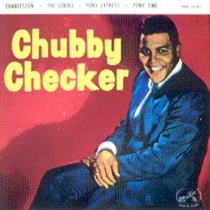 Checker, Chubby - La Voz De Su Amo (EMI)7EPL 13.971