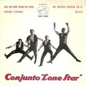 Lone Star - La Voz De Su Amo (EMI)7EPL 13.983