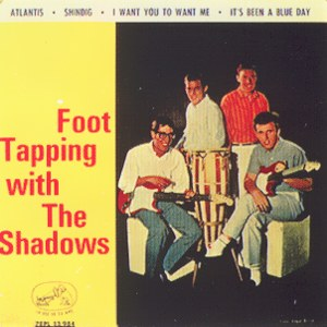 Shadows, The - La Voz De Su Amo (EMI) 7EPL 13.984