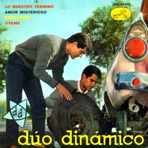 Dúo Dinámico - La Voz De Su Amo (EMI)7EPL 13.998
