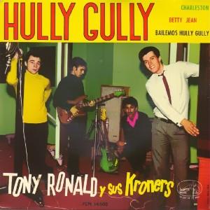 Ronald, Tony - La Voz De Su Amo (EMI)7EPL 14.002