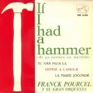 Pourcel, Franck - La Voz De Su Amo (EMI)7EPL 14.013