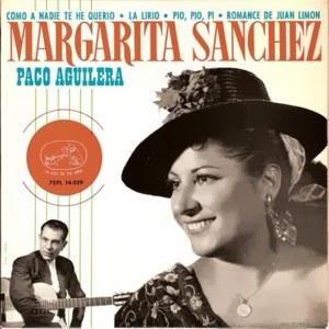 Sánchez, Margarita - La Voz De Su Amo (EMI)7EPL 14.029