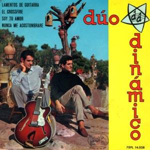 Dúo Dinámico - La Voz De Su Amo (EMI)7EPL 14.038