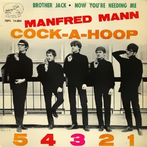 Manfred Mann - La Voz De Su Amo (EMI)7EPL 14.055