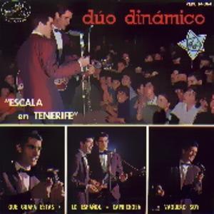 Dúo Dinámico - La Voz De Su Amo (EMI)7EPL 14.064