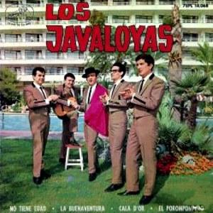 Javaloyas, Los - La Voz De Su Amo (EMI)7EPL 14.068