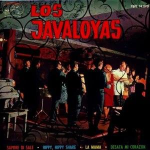 Javaloyas, Los - La Voz De Su Amo (EMI)7EPL 14.070
