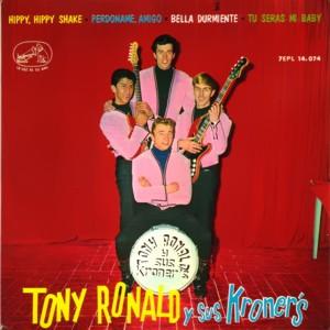 Ronald, Tony - La Voz De Su Amo (EMI)7EPL 14.074