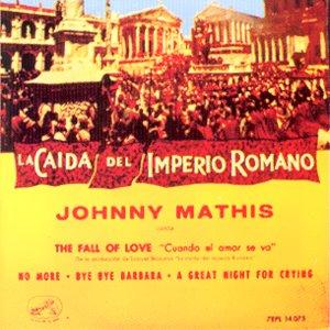 Mathis, Johnny - La Voz De Su Amo (EMI)7EPL 14.075