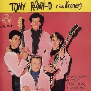 Ronald, Tony - La Voz De Su Amo (EMI)7EPL 14.080