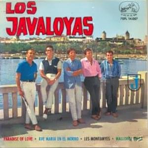 Javaloyas, Los - La Voz De Su Amo (EMI)7EPL 14.087