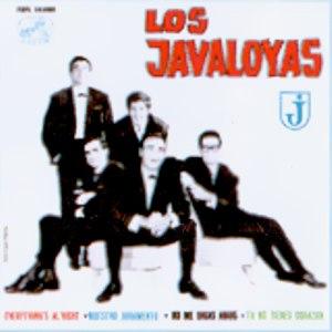 Javaloyas, Los - La Voz De Su Amo (EMI)7EPL 14.088