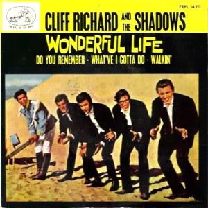 Richard, Cliff - La Voz De Su Amo (EMI)7EPL 14.111