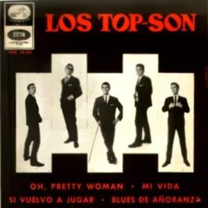 Top-Son, Los - La Voz De Su Amo (EMI)7EPL 14.121