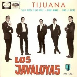 Javaloyas, Los - La Voz De Su Amo (EMI)7EPL 14.126