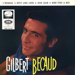Becaud, Gilbert