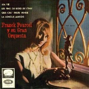 Pourcel, Franck - La Voz De Su Amo (EMI)7EPL 14.133