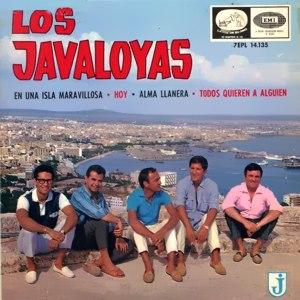 Javaloyas, Los - La Voz De Su Amo (EMI)7EPL 14.135