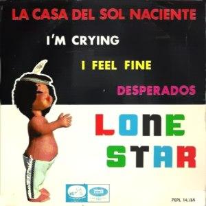 Lone Star - La Voz De Su Amo (EMI)7EPL 14.136