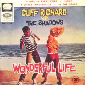 Richard, Cliff - La Voz De Su Amo (EMI)7EPL 14.138