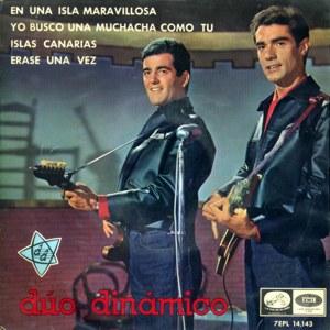 Dúo Dinámico - La Voz De Su Amo (EMI)7EPL 14.143