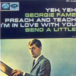 Fame, Georgie - La Voz De Su Amo (EMI)7EPL 14.146