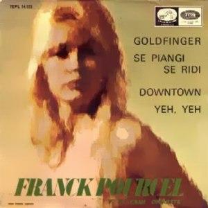 Pourcel, Franck - La Voz De Su Amo (EMI)7EPL 14.153