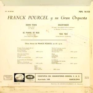 Franck Pourcel - La Voz De Su Amo (EMI)7EPL 14.153