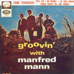 Manfred Mann - La Voz De Su Amo (EMI)7EPL 14.154
